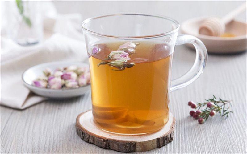 Cách làm Trà Hoa Hồng thơm dịu nhẹ tốt cho sức khỏe