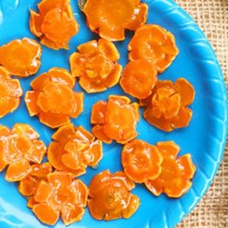 Mứt cà rốt dẻo vị chanh