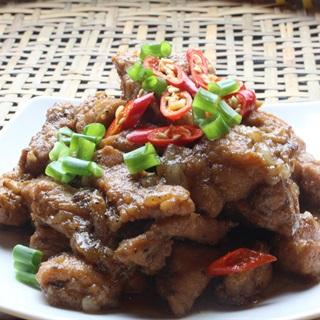 Cách Làm Thịt Kho Tiêu | Đơn Giản Mà Rất Đậm Đà