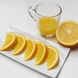 Trà đào cam sả