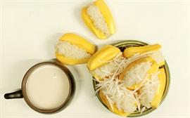 Món ngon đậm đà vị nước cốt dừa