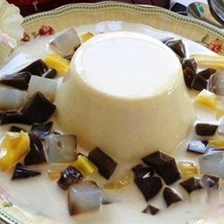 Cách làm chè sầu riêng vị sữa chua