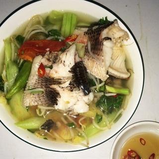 Cách nấu canh chua cá lóc ngày hè
