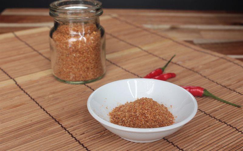 Cách làm bột nêm tôm homemade
