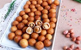 Các món ngon với đậu phộng