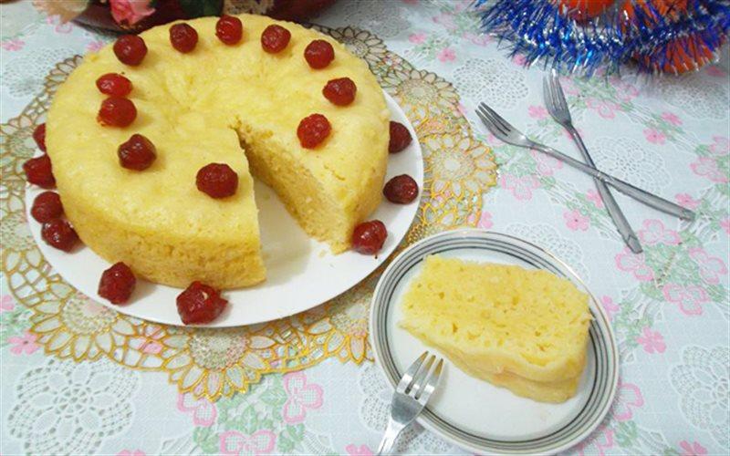 Cách Làm Bánh Bò Hấp Sữa Tươi | Xốp Mềm, Cực Ngon