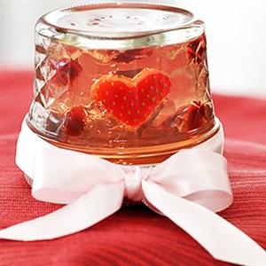 Rau câu trái tim cho Valentine