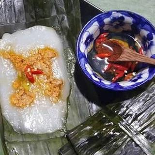 Cách làm bánh nậm Đà Nẵng