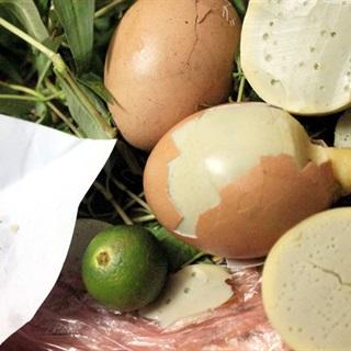 Cách Làm Trứng Gà Nướng Thái Lan | Siêu Đơn Giản