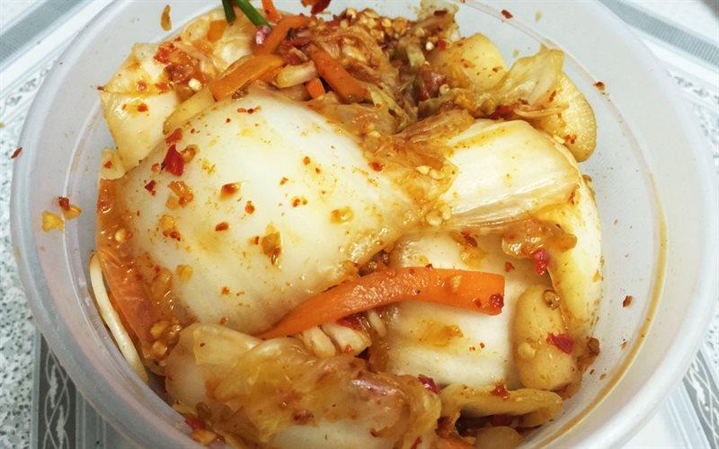 Cách muối Kim Chi tại nhà đơn giản mà cực ngon miệng