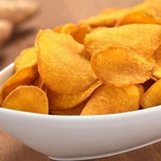 Snack khoai tây xóc gia vị hảo hảo