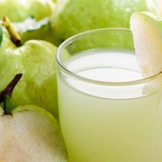 Cách làm nước ép trái ổi