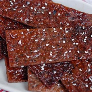 Cách làm thịt heo khô