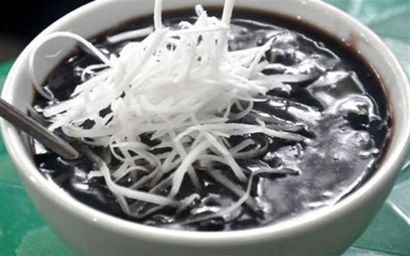 Cách nấu Chè Đậu Đen Và Bột Báng dừa nạo ngon cực đỉnh