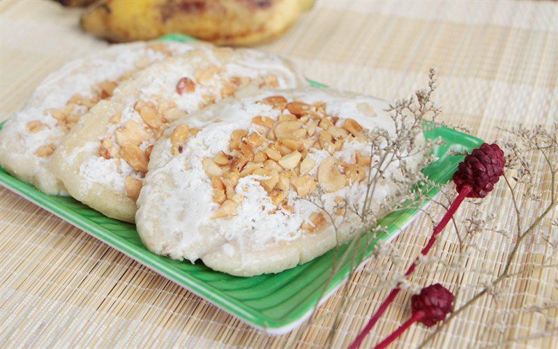 Cách làm kem chuối Merino
