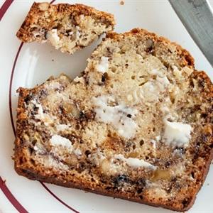 Bánh mì chuối đơn giản