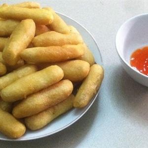 Bánh kén khoai tây