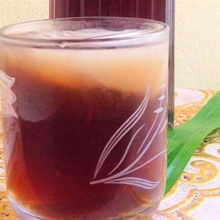 Tự làm trà bí đao