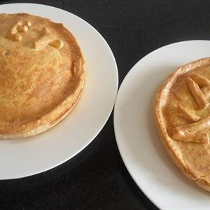 Bánh Pies khoai tây