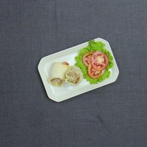 Sandwich cuộn bơ - cá ngừ