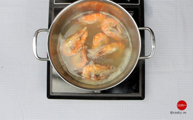 Cách làm gỏi củ hũ dừa tôm thịt