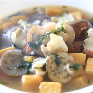 """Cách nấu Canh Cà Bung """"ăn là ghiền"""" xuất xứ miền Bắc"""