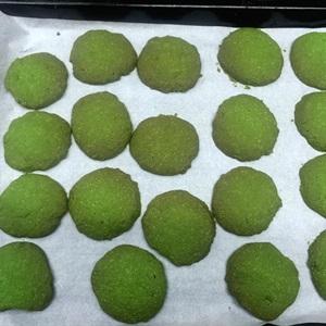 Cookie trà xanh