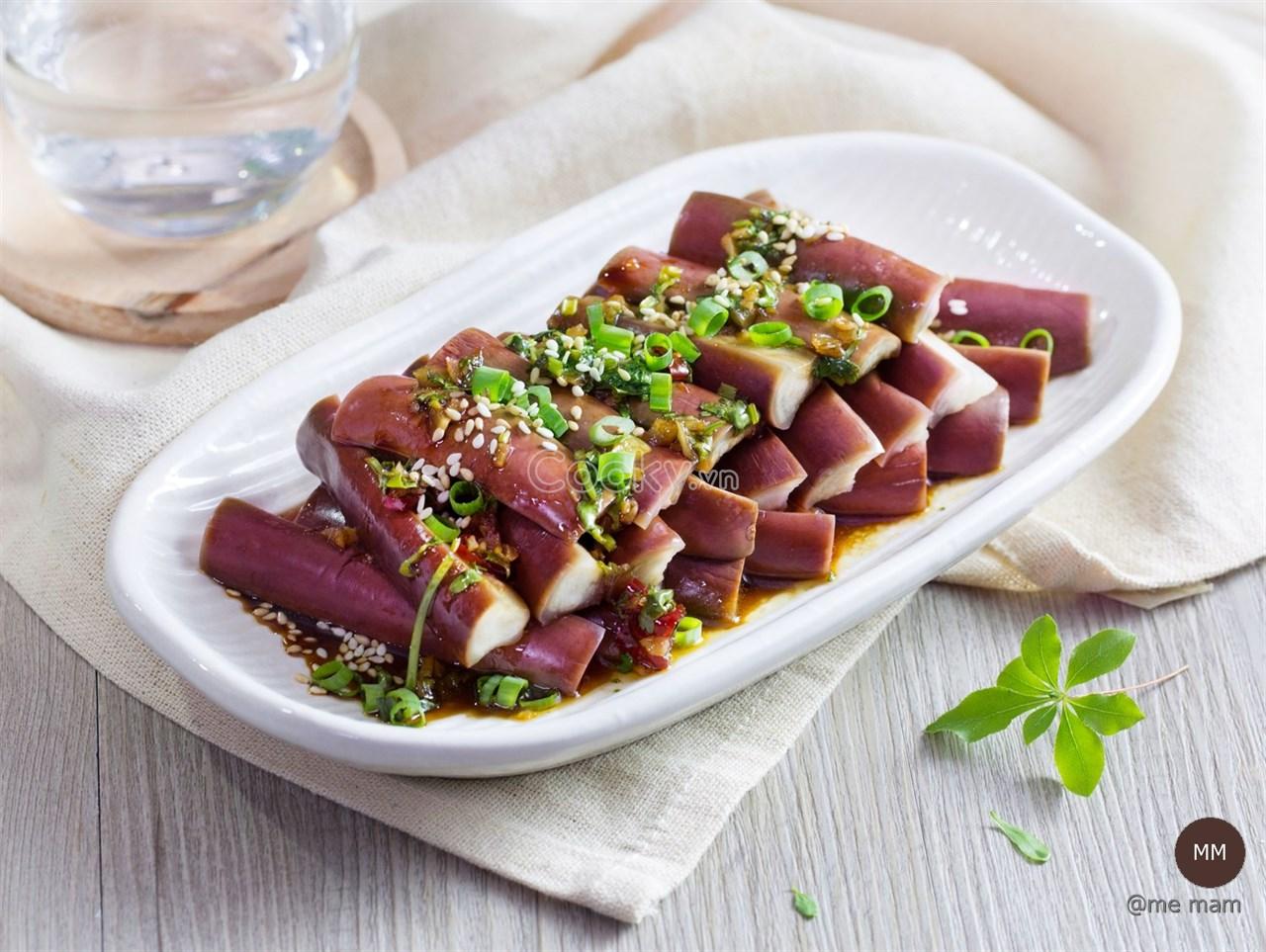 Gợi ý 6 món ăn dành cho người cao huyết áp đầy bổ dưỡng và thơm ngon
