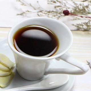 Cách pha trà gừng giải cảm