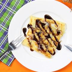 Cách làm các món bánh chuối ngon ngọt ăn xế chiều
