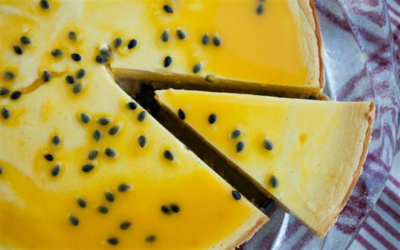Cách Làm Bánh Cheesecake | Không Cần Lò Nướng