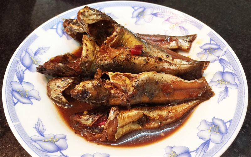 Cách làm cá chốt kho tiêu
