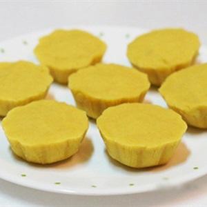 Món khoai lang mật hấp không đường