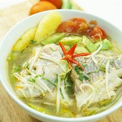 Tổng hợp các món ăn ngon đậm vị từ cá diêu hồng