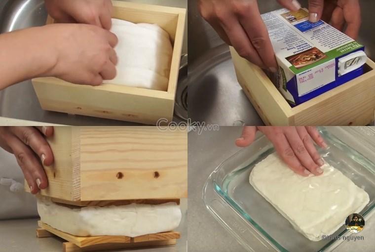 cách làm đậu hũ ngon
