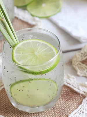 Những thức uống chế biến với chanh tươi