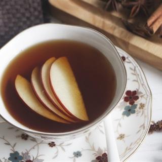Cách pha Trà táo thảo mộc