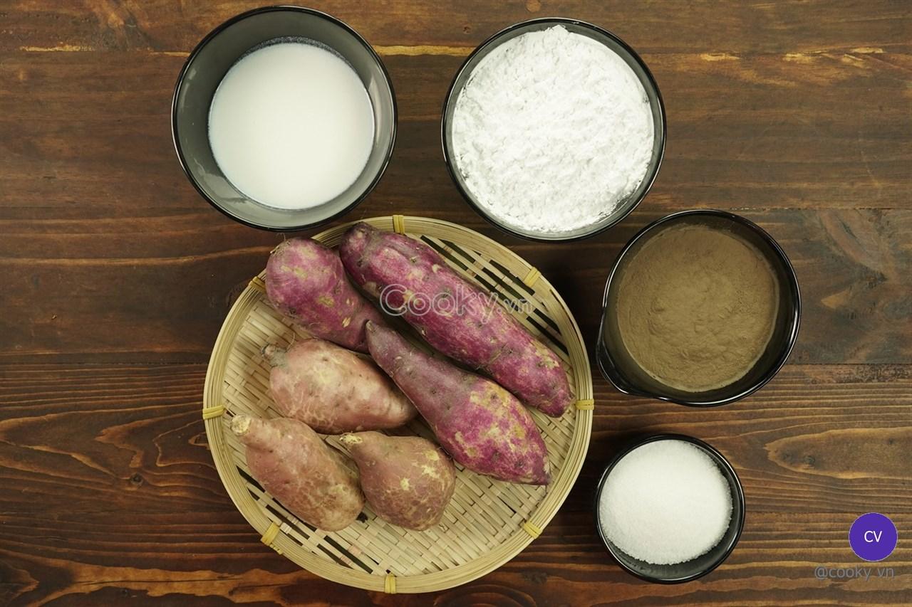 Chè Khoai Dẻo Đài Loan: Cách Nấu Món Chè Đài Loan Thơm Ngất Ngây   monmientrung.com