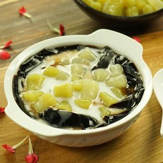 Cách làm Chè Khoai Dẻo Đài Loan nước cốt dừa cực ngon