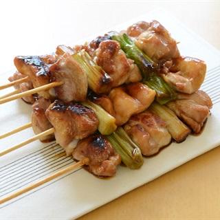 Cách làm thịt gà xiên nướng kiểu Nhật - How to make Yakitori