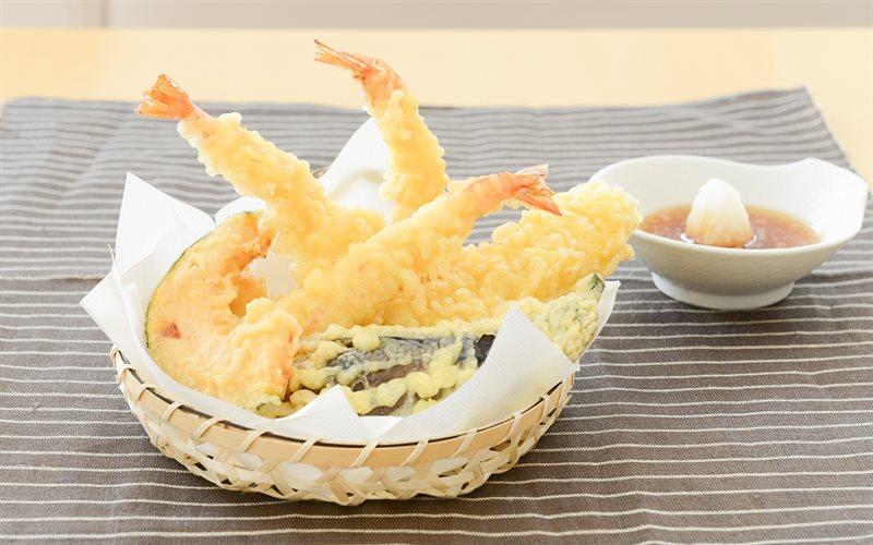 Cách làm tempura - How to make Tempura