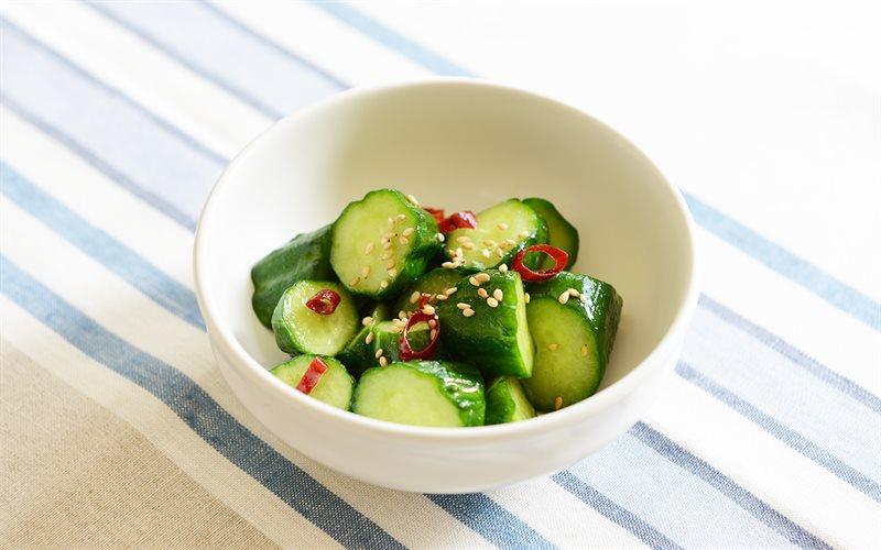 Cách làm dưa leo ngâm chua - How to make pickled cucumber