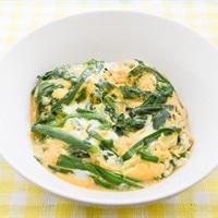 Cách làm canh trứng tỏi tây - How to make Niratama