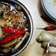 Cháo ếch Singapore hương tỏi Homemade