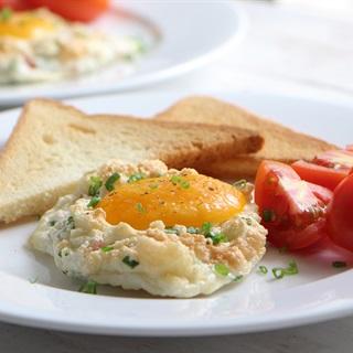 Cách làm Bánh trứng đám mây