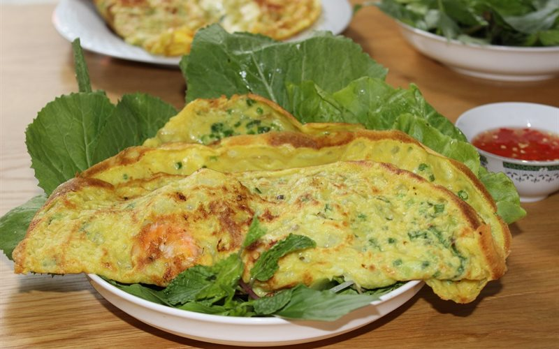 Cách Làm Bánh Xèo Nam Bộ | Nhân Tôm Thịt, Cực Ngon