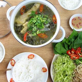 Cách Nấu Lẩu Gà Lá Giang | Chua Cay, Đơn Giản