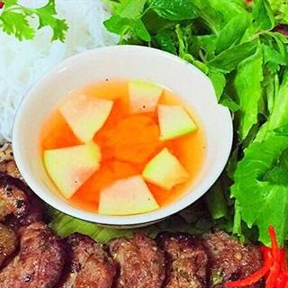 Cách nấu bún chả kiểu Hà Nội