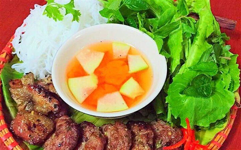 Cách nấu Bún Chả kiểu Hà Nội chuẩn chỉ mà đơn giản dễ làm