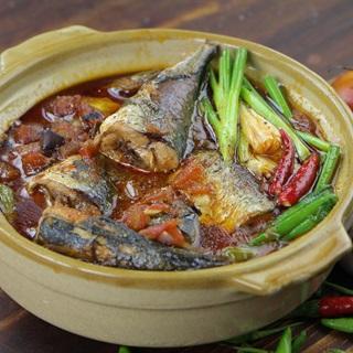 Cách làm cá nục kho nước dừa sôt cà chua